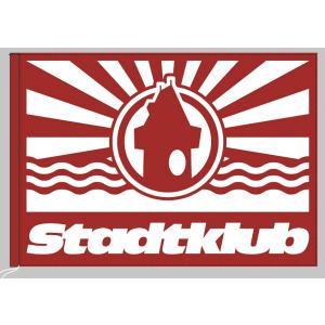 "Fahne ""Stadtklub Original"""