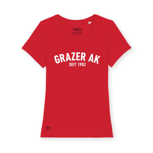 """Ladies T-Shirt """"Streetstyle Red"""""""
