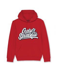 "Hoody ""Stadtklub"" Rot"