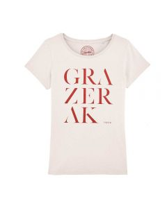 "Ladies T-Shirt ""GrazerAK"""