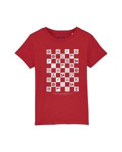 """Kids T-Shirt """"Schachbrett"""""""