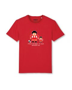 """Kids T-Shirt """"From Father To Son"""""""