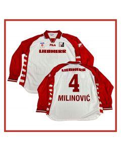 Trikot Matchworn GAK 2003 - Milinovič